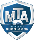 Minnesota Thunder Academy Youth Soccer