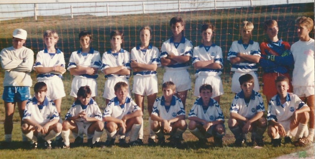 Bangu FC 1989 Minnesota