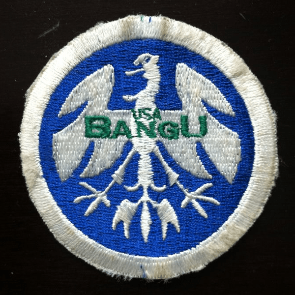 Original Bangu FC Badge - 1988