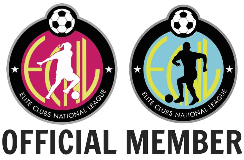 Elite clubs national leagues Official member logo